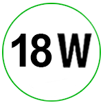 Πλαφονιέρα Οροφής Led 18W με Εναλλαγή Χρωμάτων Milky Cover 7605 V-TAC