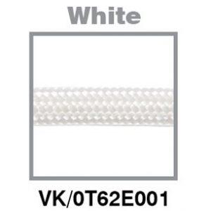υφασμάτινο καλώδιο άσπρο 2×0.75mm²