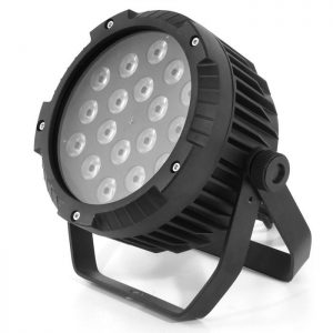 led par 18x10w rgbw 4in1 ip65