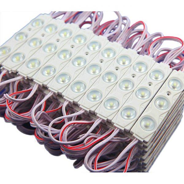 led module 1.5w 3led ζεστό λευκό smd2835