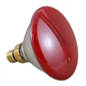 Λάμπα Led PAR38 E27 10W Κόκκινο ACA