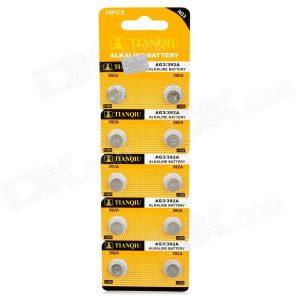 μπαταρία κουμπί AG3/392A 1.55V LR41