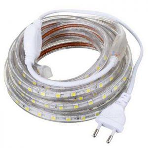 Ταινίες LED Αδιάβροχες 220V AC
