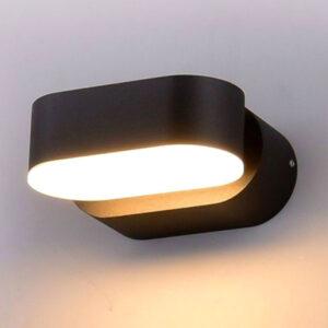 Aπλίκα led αρχιτεκτονικού φωτισμού 6W περιστρεφόμενη
