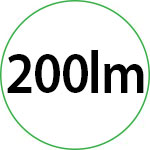 200lm