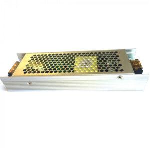 Τροφοδοτικό Μεταλλικό Slim 150W 12V 10A IP20