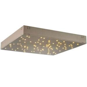 Φωτιστικό οροφής LED 8W Stars Χρυσό σώμα Dimmable