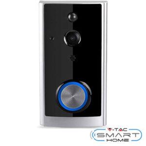 WiFi Smart θυροτηλεόραση με αμφίδρομη επικοινωνία φωνής
