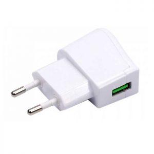 Φορτιστής - Αντάπτορας Ταξιδιού USB
