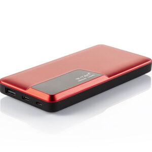 PowerBank 10000mAh με Οθόνη και Τype C USB
