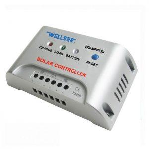 Ρυθμιστής Φόρτισης Mπαταριών για Αυτόνομα Φωτοβολταϊκά Συστήματα WELLSEE MPPT60