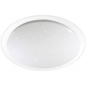 Πλαφονιέρα Οροφής Led 40W συμβατή με Amazon Alexa & Google Home Ζεστο + Ψυχρο Λευκό Dimmable Starry