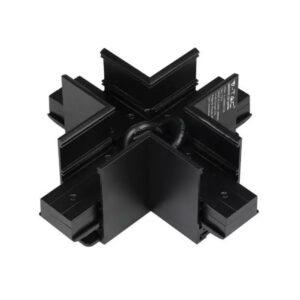 Connector για Μαγνητική Ράγα σε σχήμα Σταυρό