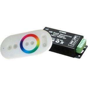 Controller-gia-tainies-Led-RGB-Mini-216W-18A-optonica