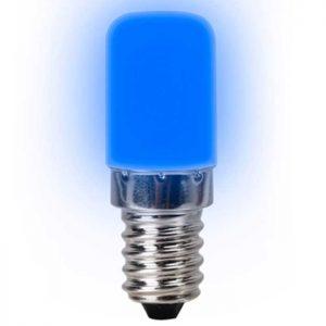 Λάμπα Led Νυκτός E14 2W 230V 270° 130lm IP20 blue