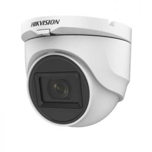 Κάμερα HIKVISION Dome DS-2CE76D0T-ITMFS-2.8mm 2.0MP & Ήχος