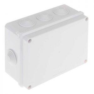 Κουτί Στεγανό με Στυπιοθλίπτες IP65 B100100