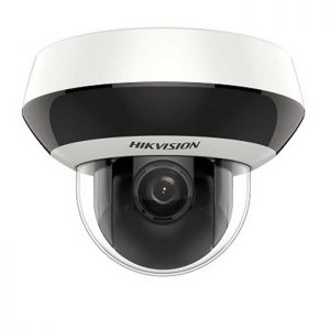 Δικτυακή κάμερα HIKVISION Dome PTZ WiFi 4MP 2.8-12mm DS-2DE2A404IW-DE3/W
