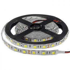 tainia-led-14.4W-12V-kokkinh-optonica