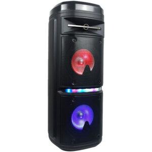 epanafortizomeno-hxeio-30W-kalodiako-mikrofono-RF-thlexeiristhrio-8680-v-tac