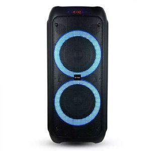 epanafortizomeno-hxeio-bluetooth-40W-kalodiako-mikrofono-thlexeiristhrio-RGB