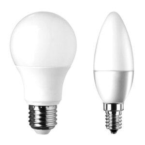 Λαμπτήρες LED E14-E27