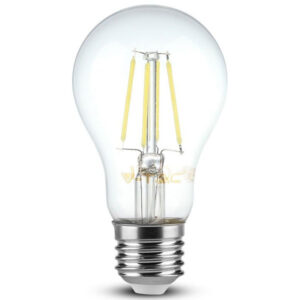 lampa-led-filament-A60-E27-4W-400lm-zesto-leuko-dimmable-v-tac